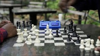 Street Chess. Part Game, Part Con: Urban Recreation | Part 2