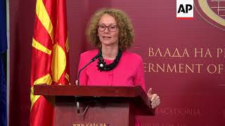 Macedonia defence minister says govt to seek parliamentary support for name change