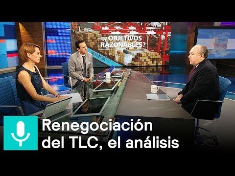 EE.UU. publica objetivos de la renegociación del TLC, el análisis en Despierta - Despierta con Loret
