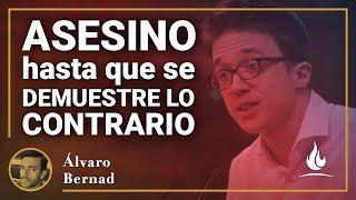 Álvaro Bernad | Errejón se olvida de la presunción de inocencia