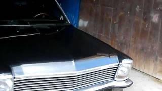 Opel Diplomat V8 Soundcheck 2011