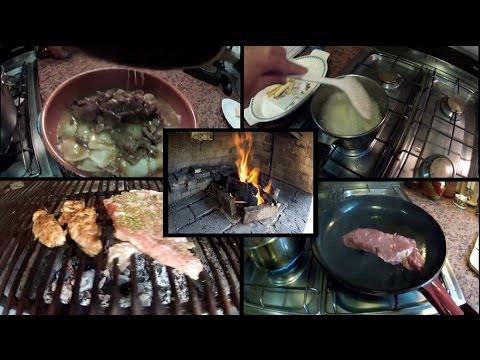Argentine & Polish Cuisine (Teaser Trailer)