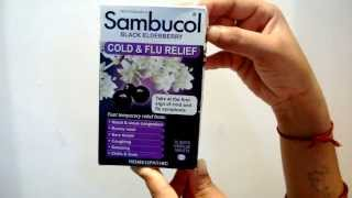 Myotcstore Com Review Sambucol Black Elderberry Cold And Flu Relief Tablets