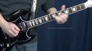 Scorpions - Lead Guitar - I
