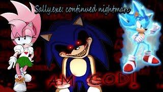 Sally.exe: Continued Nightmare MINI BOSS (HARD AS HELL)