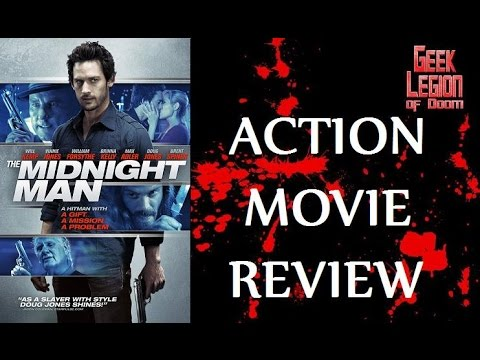 Download THE MIDNIGHT MAN ( 2016 Will Kemp ) Action Movie Review