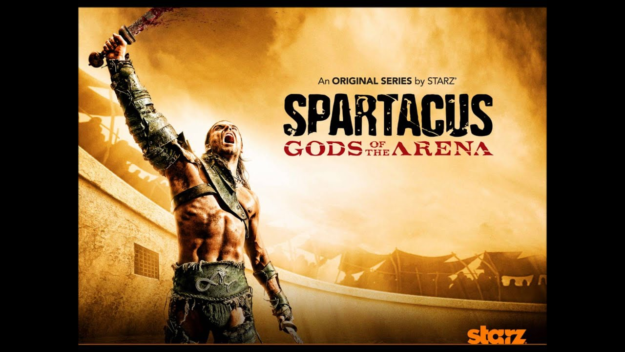Spartacus Gods Of The Arena Soundtrack: 15/33 Gannicus Vs ...