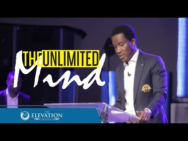 The Unlimited Mind | Godman Akinlabi