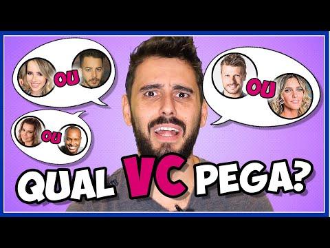 GAME DOS BISSEXUAIS: QUAL VC PEGARIA? - Põe Na Roda