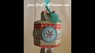 Ornament Box featuring the WRMK Candy Punch Box