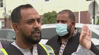Mosque Members Chase Down Accused Queens Carjacker | NBC New York