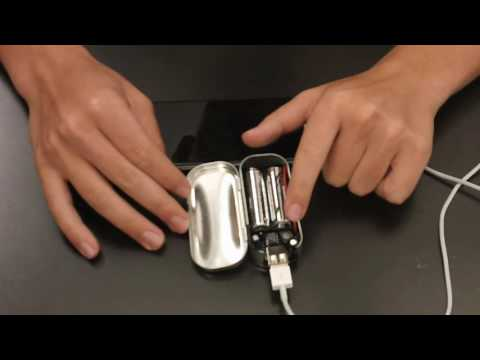 Sam's Starter Project - MintyBoost Phone Charger