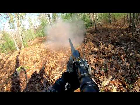 2019 NH Muzzleloading Season In Central NH