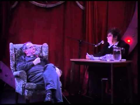 Luke Wright interviews Rev. Richard Coles