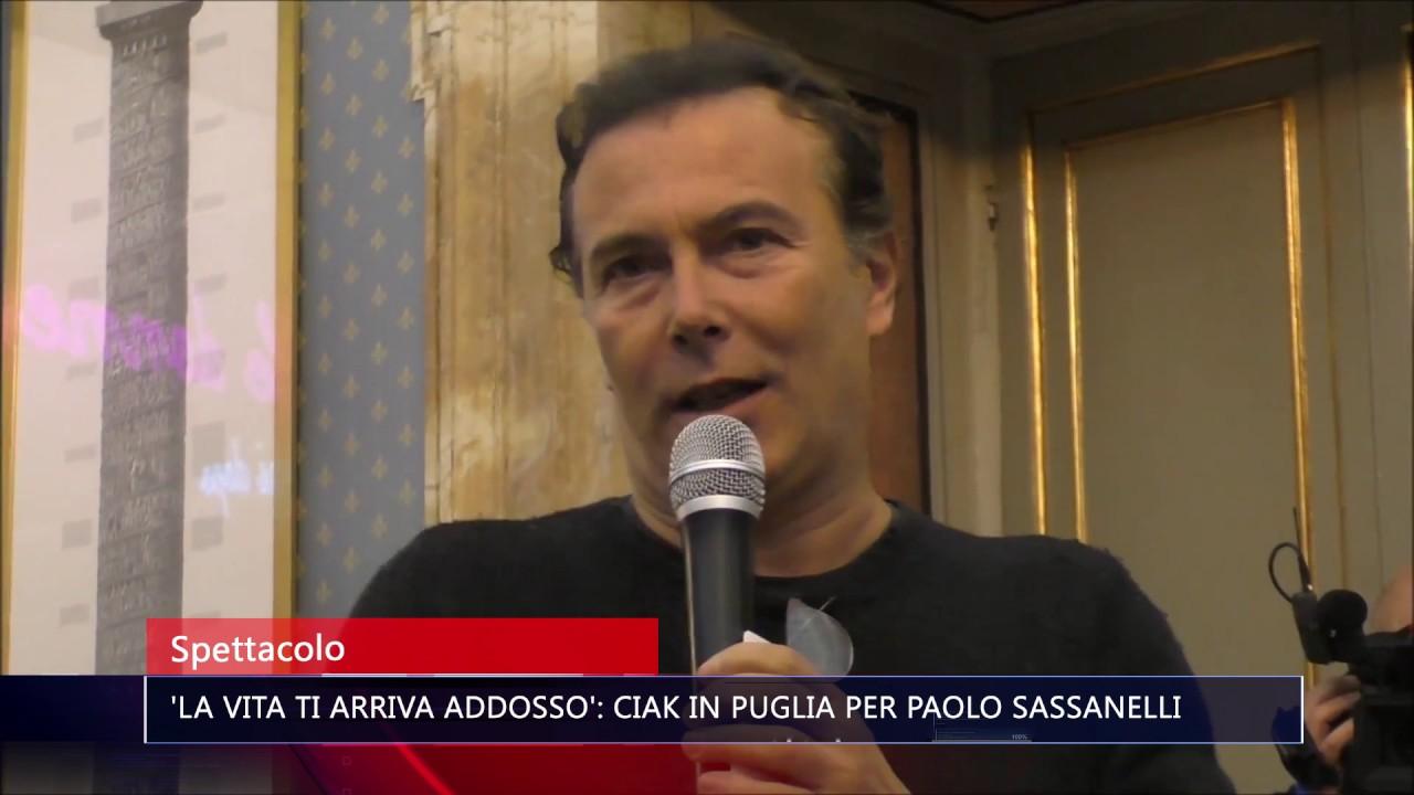 Spettacolo La Vita Ti Arriva Addosso Ciak In Puglia Per Paolo
