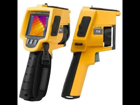 Fluke TiS infrared camera & level I  thermography course