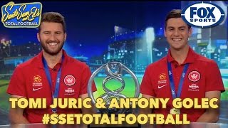 Tomi Juric & Antony Golec - Western Sydney Wanderers 2017 Video