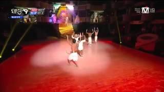 [댄싱9_Dancing9 Ep.12] 블루7 단체공연 …