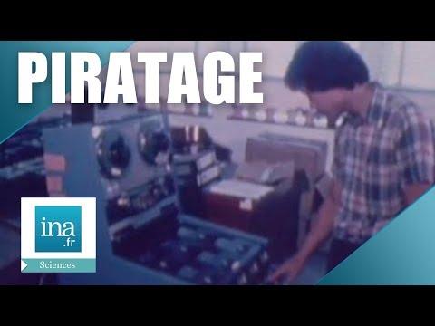 Le piratage de la musique avant Internet   Archive INA