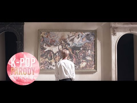 BTS - Blood Sweat & Tears (Turkish Parody / Türkçe Parodi)
