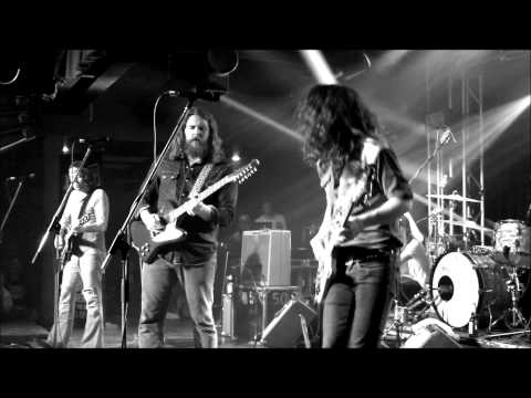 The Sheepdogs - Southern Dreaming & Right On LIVE @ London Music Hall (RAW Glazed Media Footage)