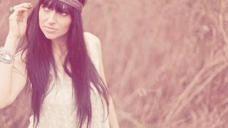 "Indie Folk - Mohican Dawn sings new original song ""Running Horse"""