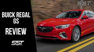 2018 Buick Regal GS Review