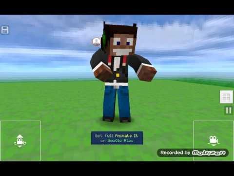 Steve Nous Lâche Un Dab Animation Minecraft Youtube