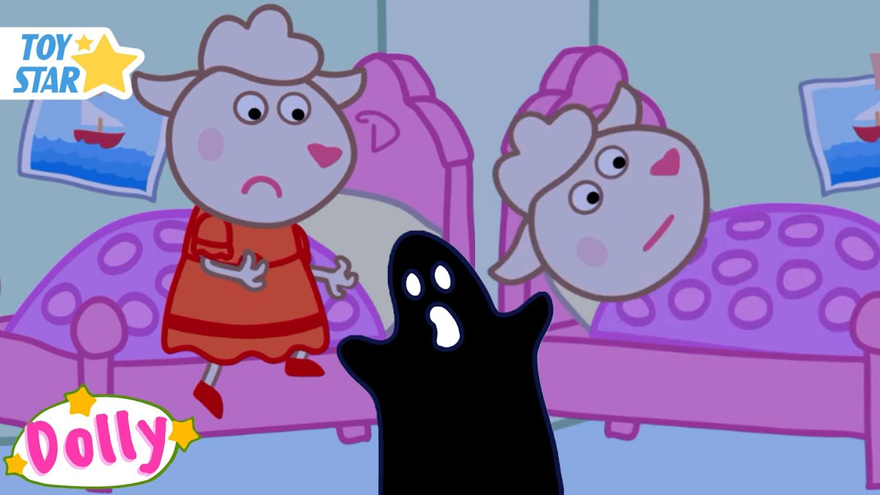 Dolly & Friends 👻 Ghosts Best Episodes 👻 Funny Cartoon Animaion for kids #264
