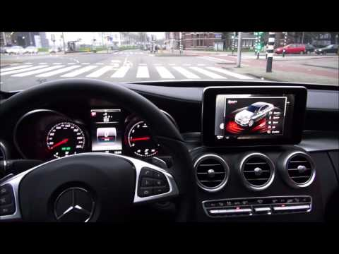 2016 Mercedes Benz C Class C200 Drive and Review Test 2015 Car Wash