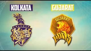 || KKR vs Gl IPL 2017 Match 3 || Highlights Result ||