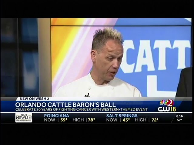 WESH 2 Cattle Barons Ball