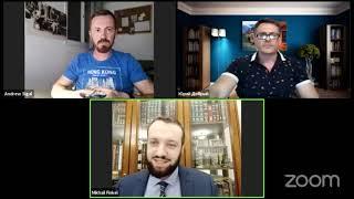 Эксперты Толстоевские продолжают свои трансляции сегодня у нас в гостях Михаил Финкель раввин и пол