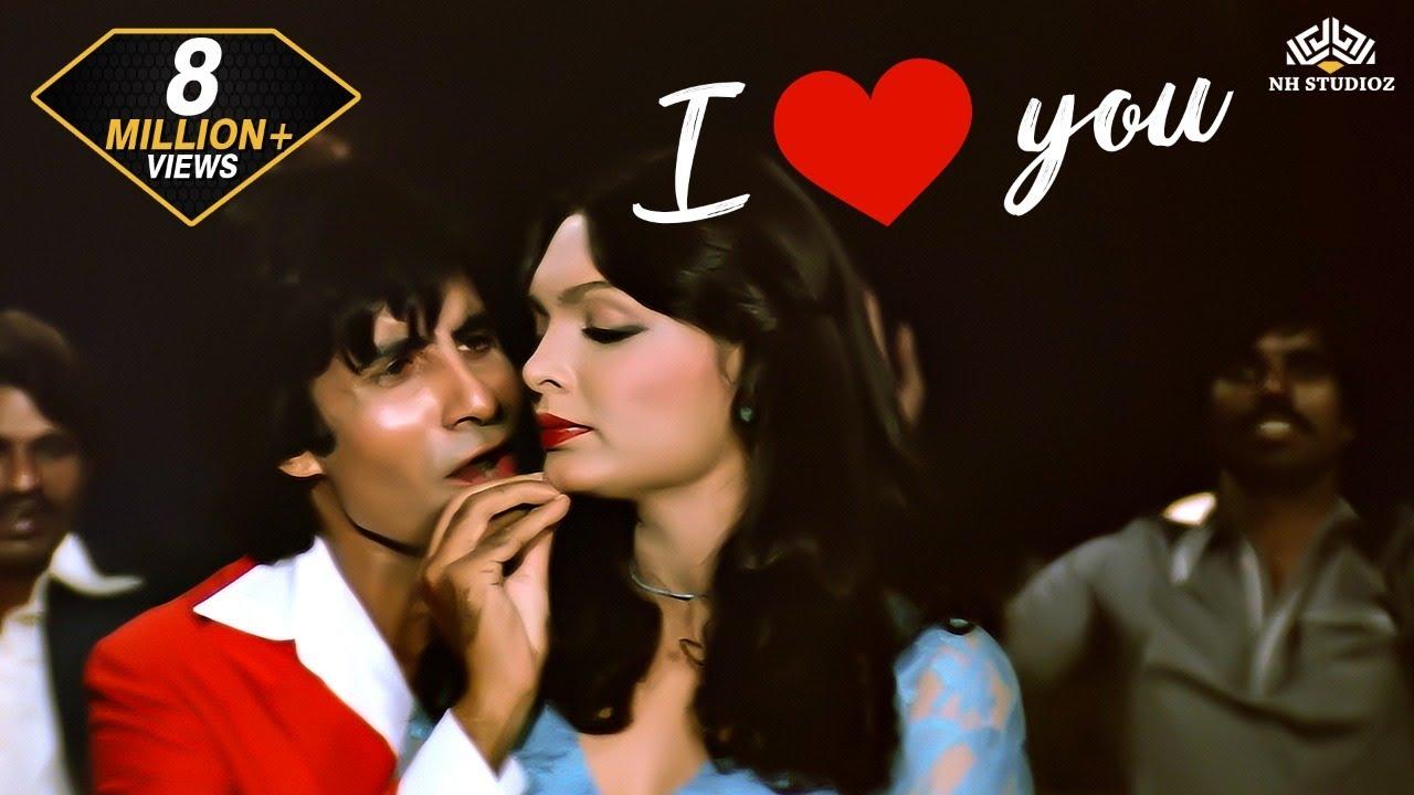 Download Angrezi Mein Kehte Hain I Love You | Khuddaar Songs | Amitabh Bachchan | Parveen Babi | Hindi Songs