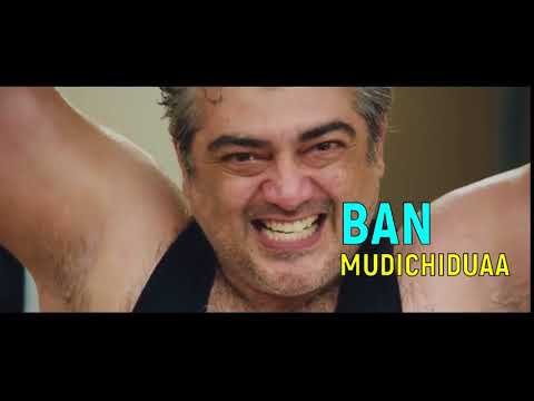 CSK Back With a Bang | Vedalam mass Scene...