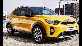 2018 kia Stonic   New Kia Stonic   test-drive   (2018 киа стоник)