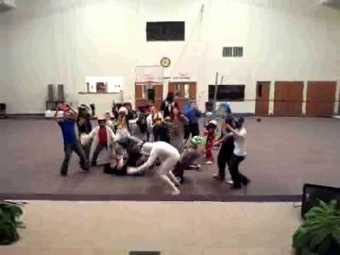 Vinton Baptist Church Slam Harlem Shake