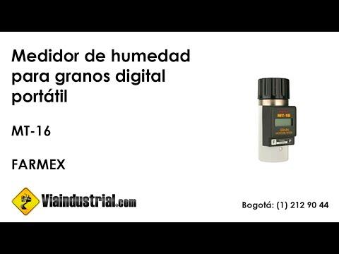 Medidor de humedad para granos md7822 doovi for Medidor de temperatura y humedad digital