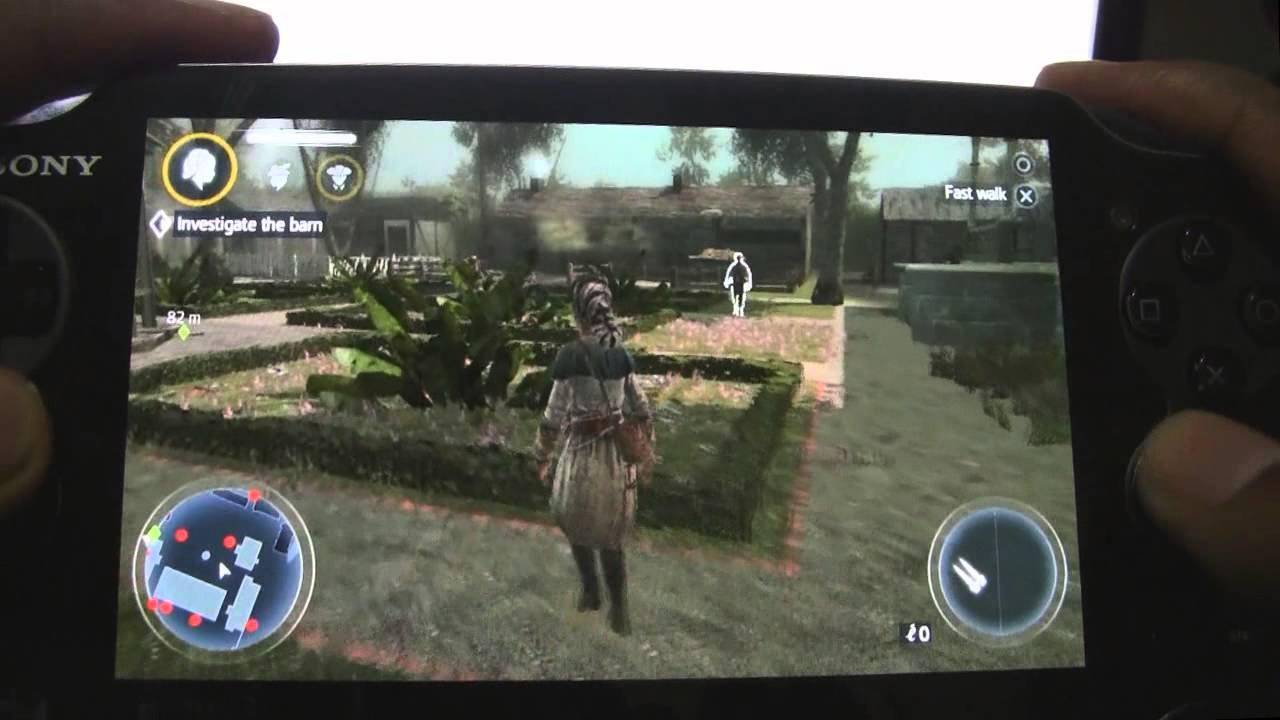 Assassin S Creed 3 Liberation Gameplay Video Youtube