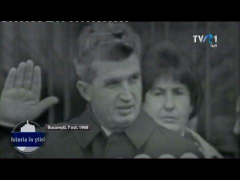 TVR 60: Cuvântările lui Nicolae Ceauşescu erau adevărate provocări pentru Televiziunea Română