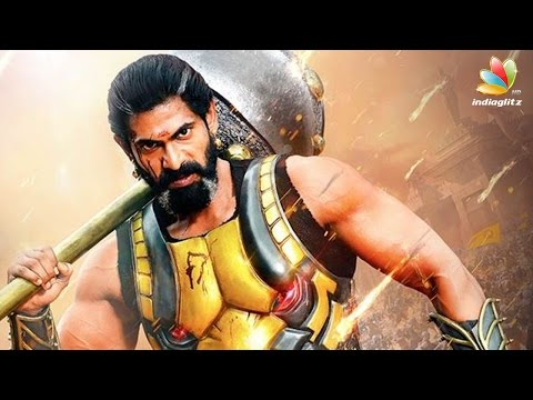 Thumbnail: Baahubali 2 : Rana Daggubati's first look | Latest Tamil Cinema News | Bhallaladeva