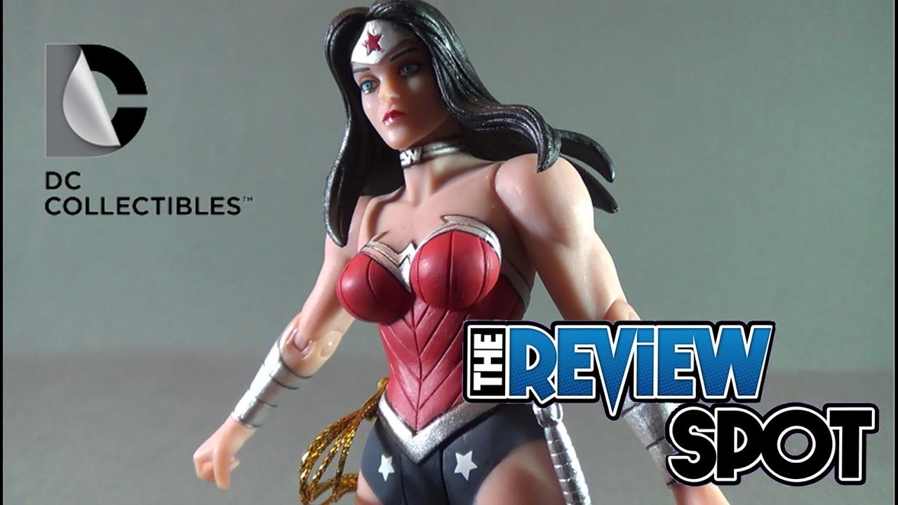 DC Collectibles DC Designer Series Wonder Woman by Greg Capullo Action Figure