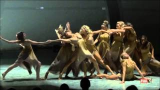 SYTYCD S09   Travis Wall Contemporary Routine Top 10 Girls