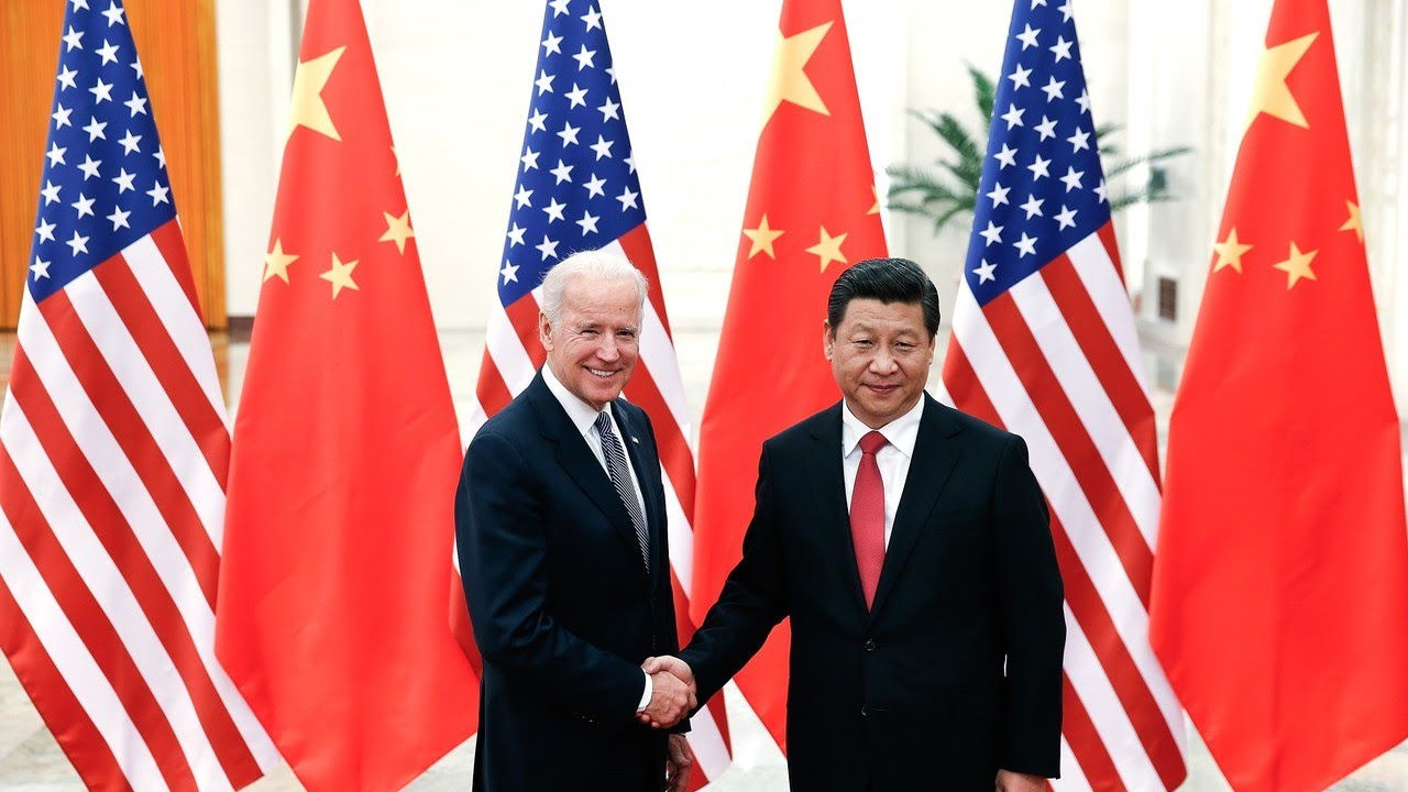 Biden 'sadly' will not stand up to China