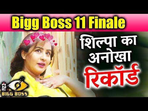 Shilpa Shinde CREATES A HUGE RECORD Before Bigg Boss 11 Finale