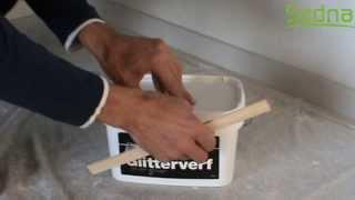 Glitterverf promotiefilm, www.glitterverf.nl,www.glitterverf.be