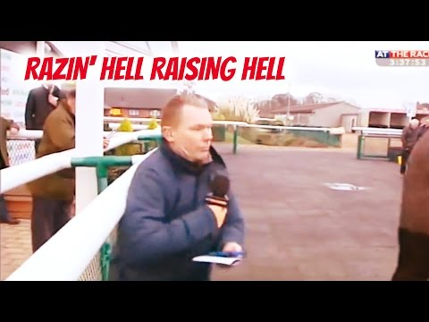 Razin' Hell gives Matt Chapman a scare at Southwell