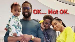 "Dwayne Wade has a new ""Daughter"""