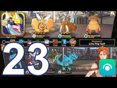 Neo Monsters - Gameplay Walkthrough Part 23 - Champion League 5/5 (iOS)