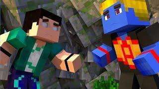 vuclip Minecraft - PARAÍSO - #22 O SUMIÇO DO MEU AMIGO!